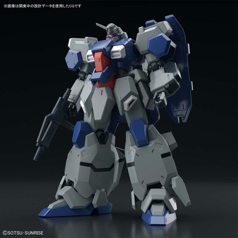 HGUC 1/144『グスタフ・カール(ユニコーンVer.)』機動戦士ガンダムUC プラモデル-001