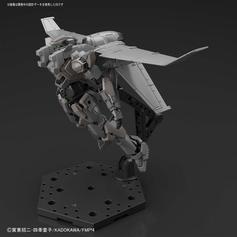 HG 1/60『アーバレストVer.IV(緊急展開ブースター装備仕様)』フルメタル・パニック!IV プラモデル-003