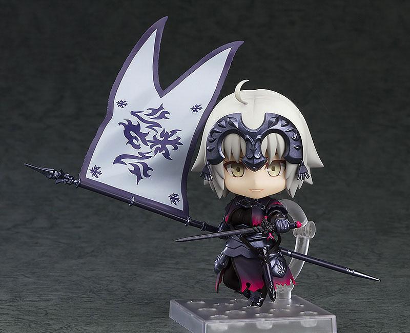 【再販】ねんどろいど『アヴェンジャー/ジャンヌ・ダルク〔オルタ〕|Fate/Grand Order』可動フィギュア-001