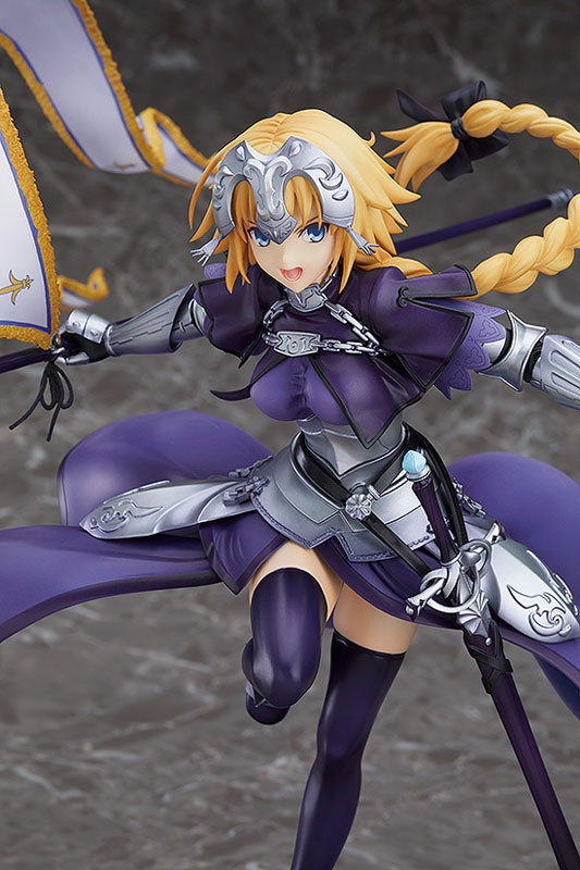 Fate/Grand Order ルーラー/ジャンヌ・ダルク 1/7 完成品フィギュア-005