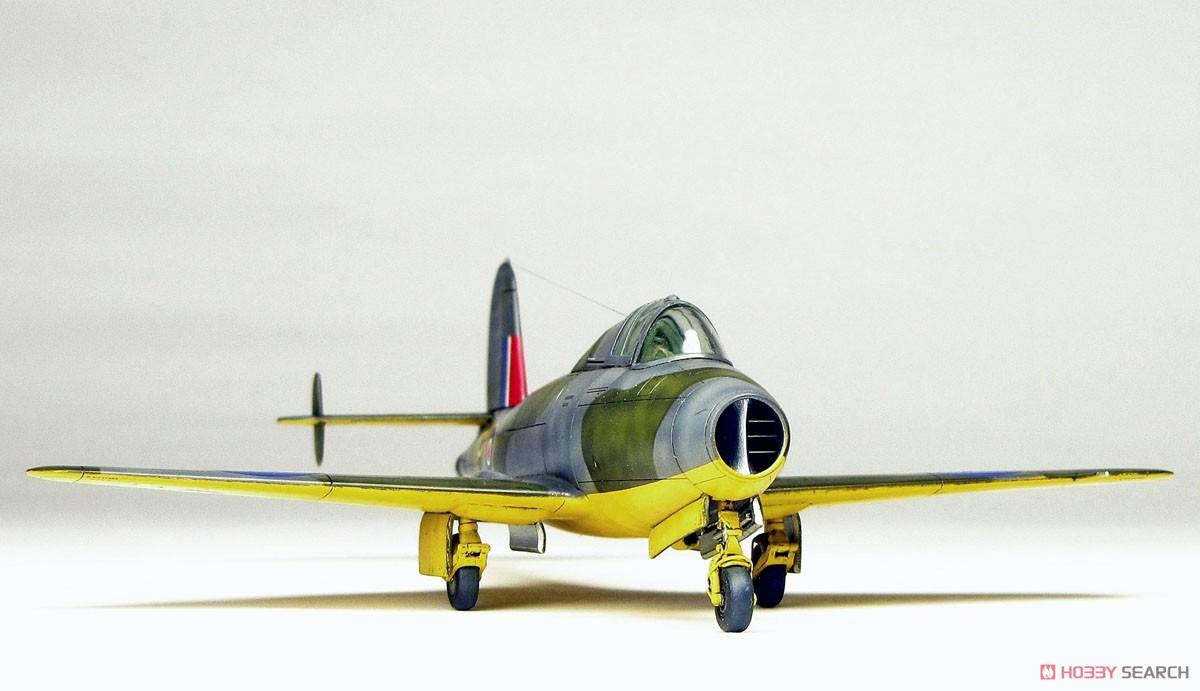 1/72『グロスター E.28/39 パイオニア』プラモデル-005