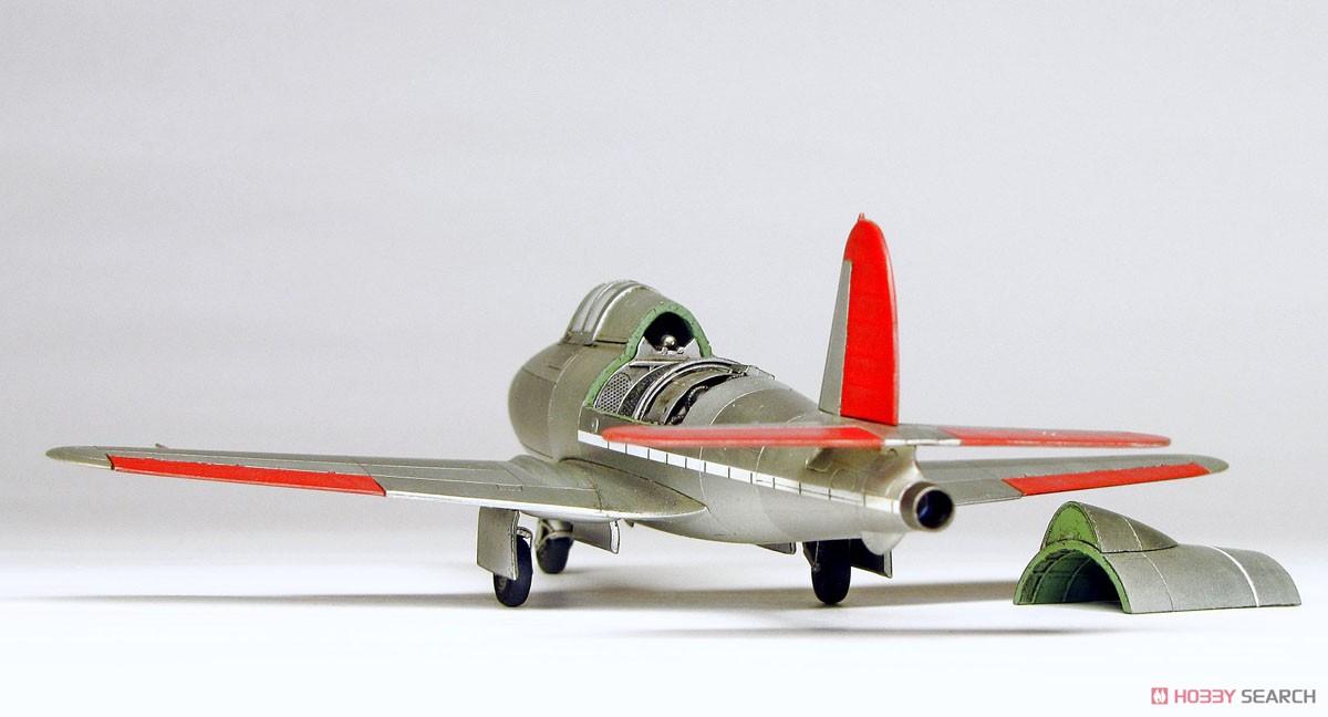 1/72『グロスター E.28/39 パイオニア』プラモデル-019