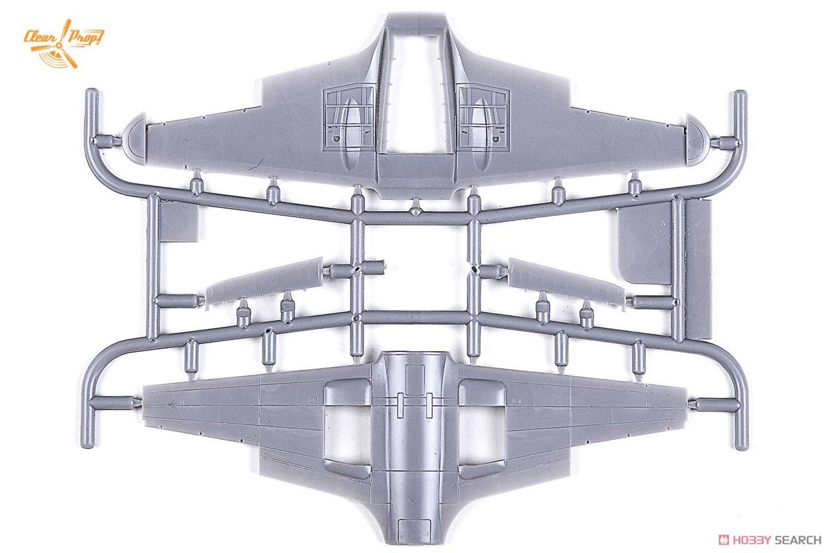 1/72『グロスター E.28/39 パイオニア』プラモデル-029