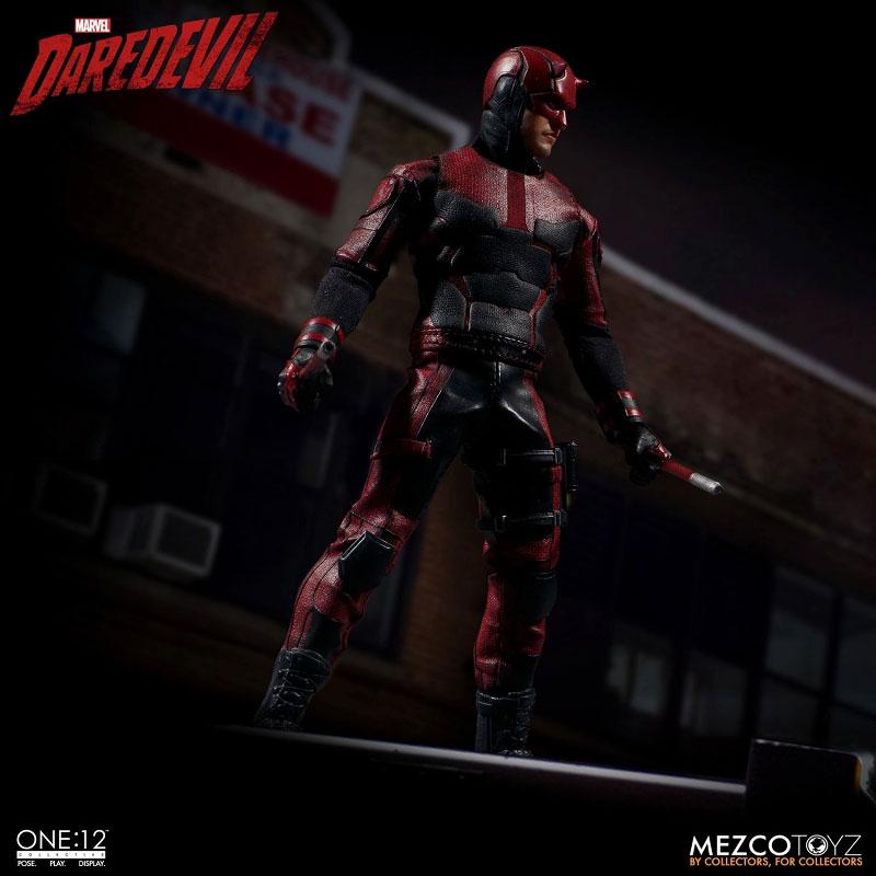 ワン12コレクティブ『デアデビル/マット・マードック|Marvel デアデビル』1/12 アクションフィギュア-001