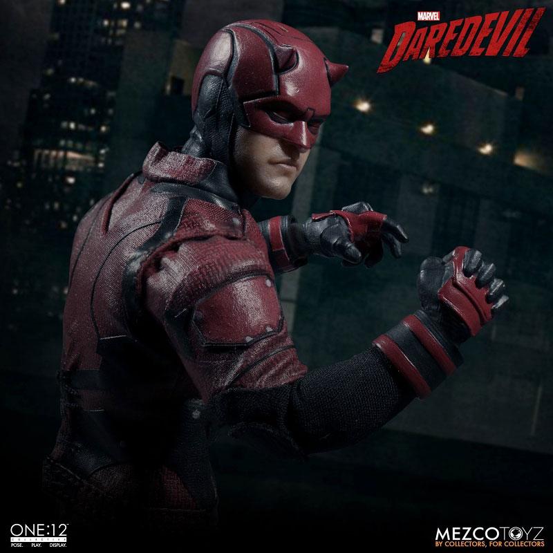 ワン12コレクティブ『デアデビル/マット・マードック|Marvel デアデビル』1/12 アクションフィギュア-002