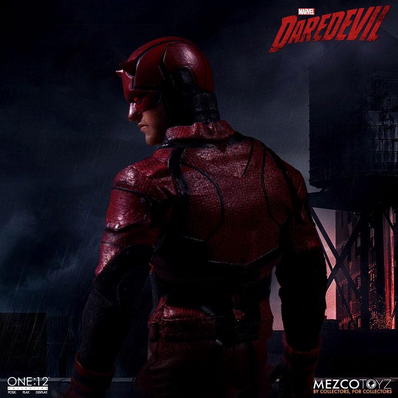 ワン12コレクティブ『デアデビル/マット・マードック|Marvel デアデビル』1/12 アクションフィギュア-003