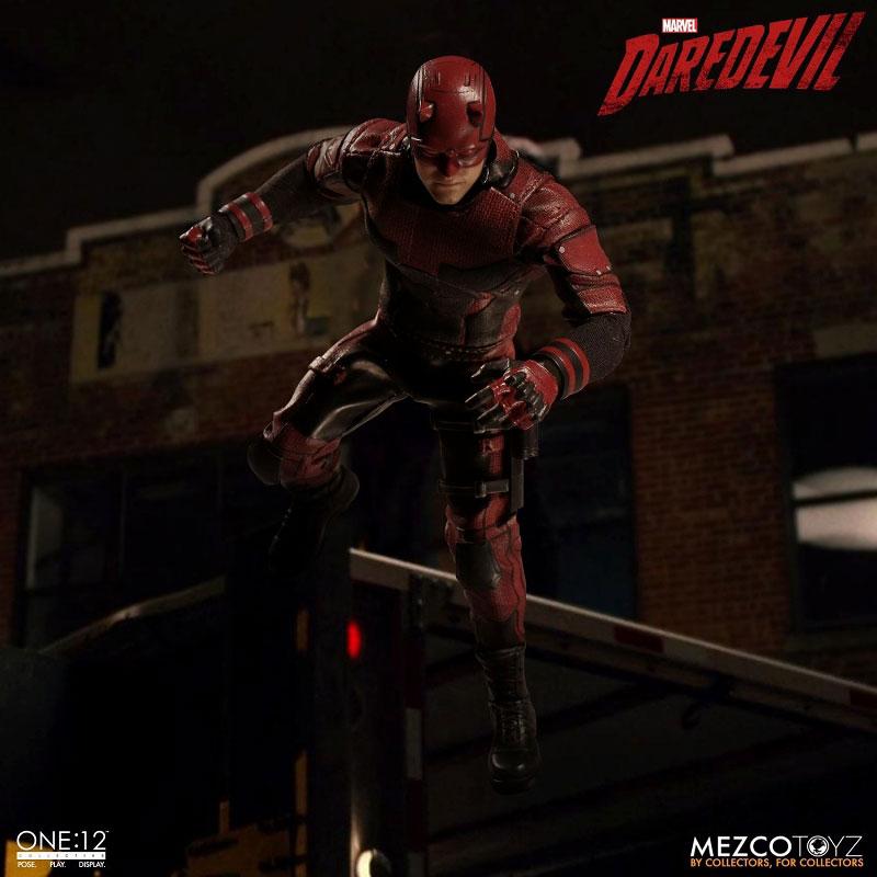 ワン12コレクティブ『デアデビル/マット・マードック|Marvel デアデビル』1/12 アクションフィギュア-004