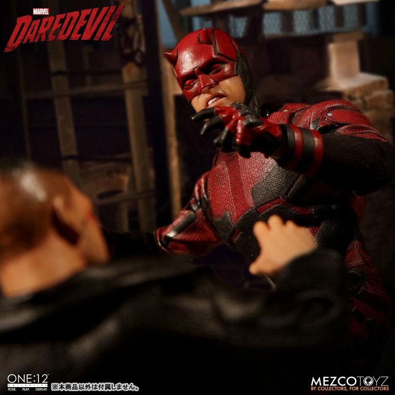 ワン12コレクティブ『デアデビル/マット・マードック|Marvel デアデビル』1/12 アクションフィギュア-006