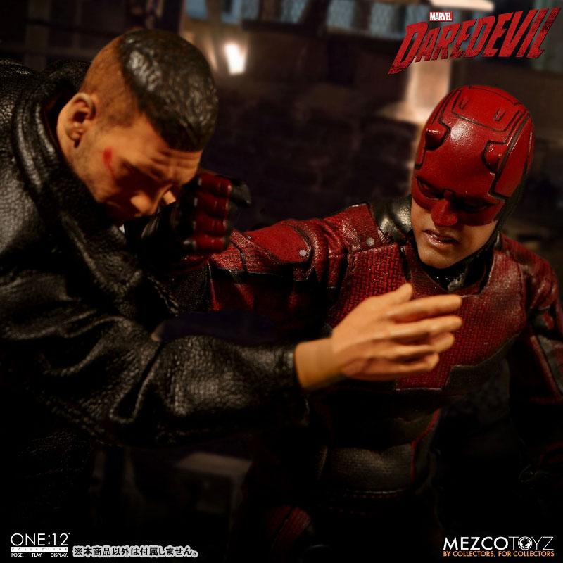 ワン12コレクティブ『デアデビル/マット・マードック|Marvel デアデビル』1/12 アクションフィギュア-007