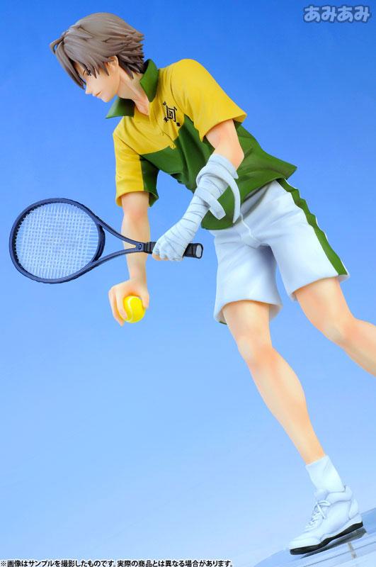 【再販】ARTFX J『白石蔵ノ介 リニューアルパッケージver.|新テニスの王子様』1/8 完成品フィギュア-013