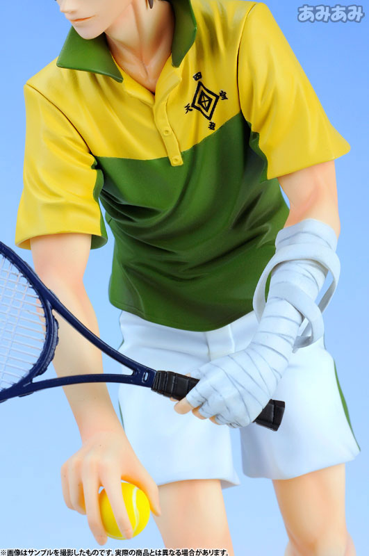 【再販】ARTFX J『白石蔵ノ介 リニューアルパッケージver.|新テニスの王子様』1/8 完成品フィギュア-019