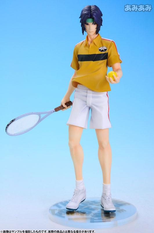 【再販】ARTFX J『幸村精市 リニューアルパッケージver. 新テニスの王子様』1/8 完成品フィギュア-021