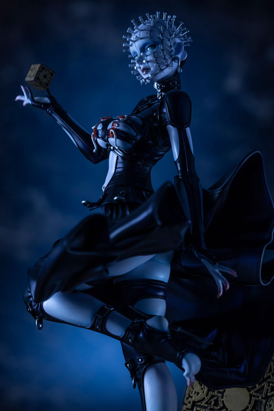 HORROR美少女『ピンヘッド HELLRAISER III: Hell on Earth』1/7 完成品フィギュア-014