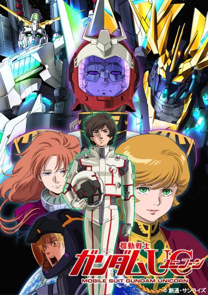 【初回限定版】『機動戦士ガンダムUC』Blu-ray BOX Complete Edition【RG ユニコーンガンダム 付属版】-002