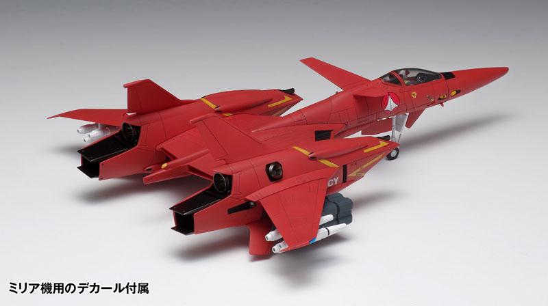 超時空要塞マクロス Flash Back 2012『VF-4 ライトニングIII〔DX版〕』プラモデル-004
