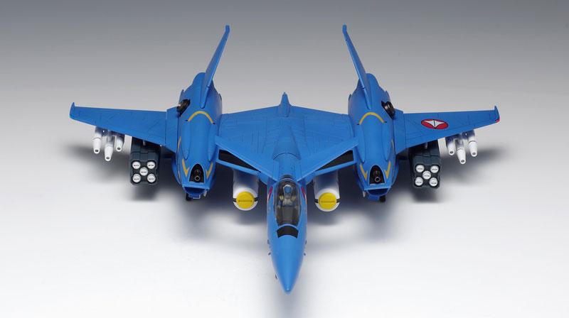 超時空要塞マクロス Flash Back 2012『VF-4 ライトニングIII〔DX版〕』プラモデル-005
