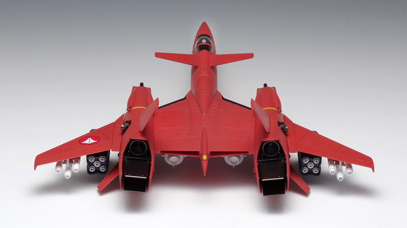 超時空要塞マクロス Flash Back 2012『VF-4 ライトニングIII〔DX版〕』プラモデル-006