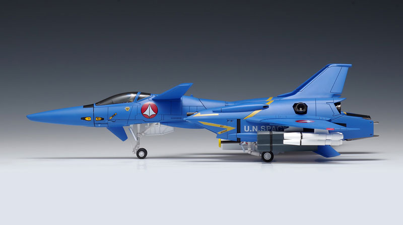 超時空要塞マクロス Flash Back 2012『VF-4 ライトニングIII〔DX版〕』プラモデル-007