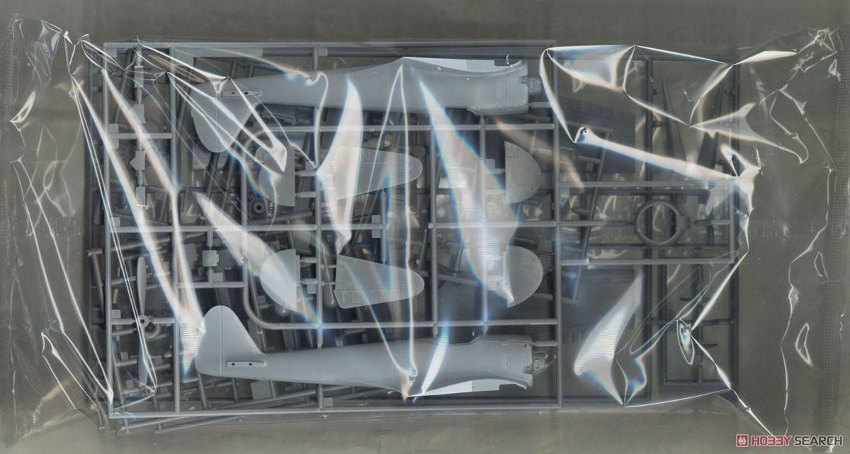 荒野のコトブキ飛行隊『一式戦闘機 隼 I型 キリエ機』1/48 プラモデル-007