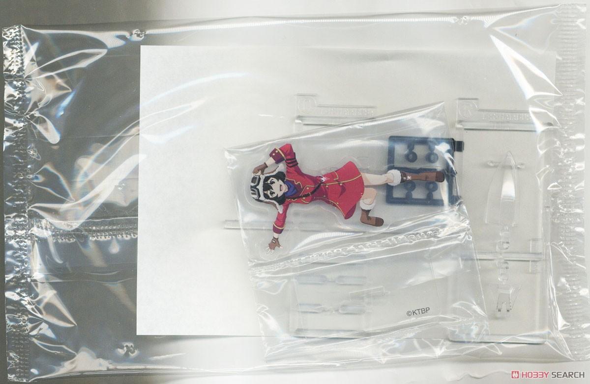 荒野のコトブキ飛行隊『一式戦闘機 隼 I型 キリエ機』1/48 プラモデル-008