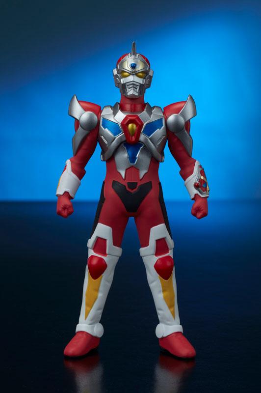 STRONG STYLE SOFVI SERIES『電光超人グリッドマン』ソフビフィギュア-002