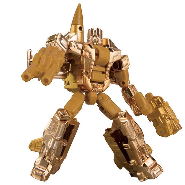 【蔵出し】トランスフォーマー シージ『ゴールデンラグーン スタースクリーム』可変可動フィギュア