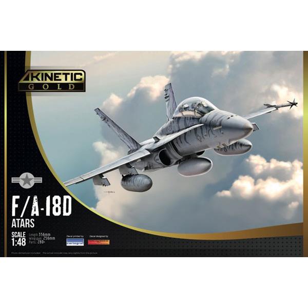 1/48『F/A-18D ATARS』プラモデル