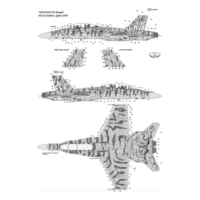 1/48『F/A-18D ATARS』プラモデル-003