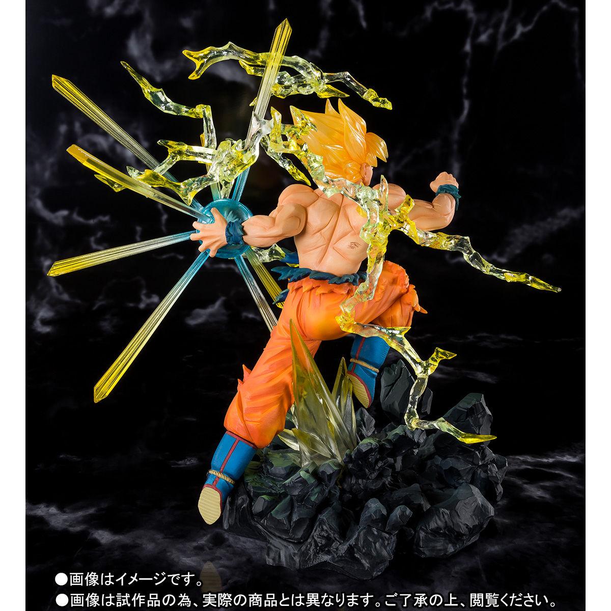 フィギュアーツZERO『スーパーサイヤ人孫悟空 -熱戦-』ドラゴンボールZ 完成品フィギュア-004