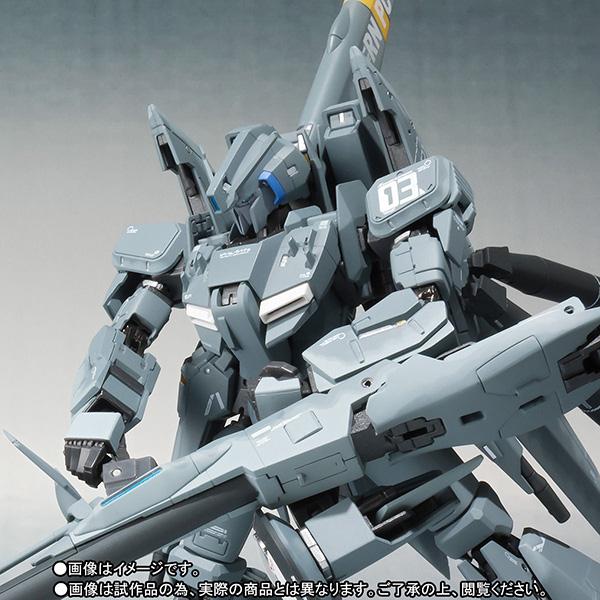 METAL ROBOT魂(Ka signature)<SIDE MS>『ゼータプラス C1(03 シグマン機)』可動フィギュア