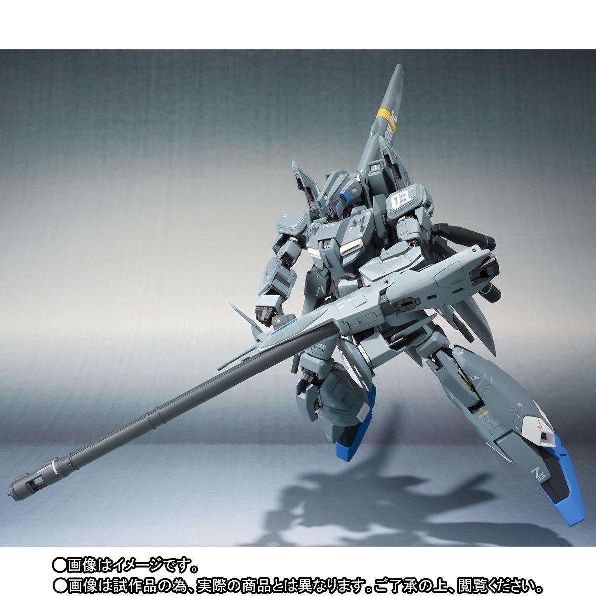 METAL ROBOT魂(Ka signature)<SIDE MS>『ゼータプラス C1(03 シグマン機)』可動フィギュア-002