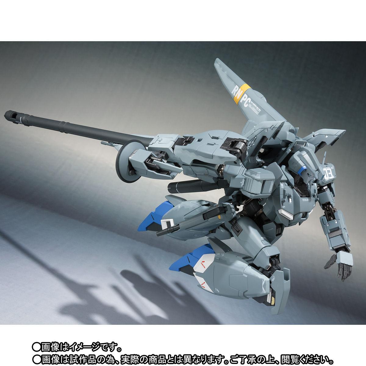METAL ROBOT魂(Ka signature)<SIDE MS>『ゼータプラス C1(03 シグマン機)』可動フィギュア-003