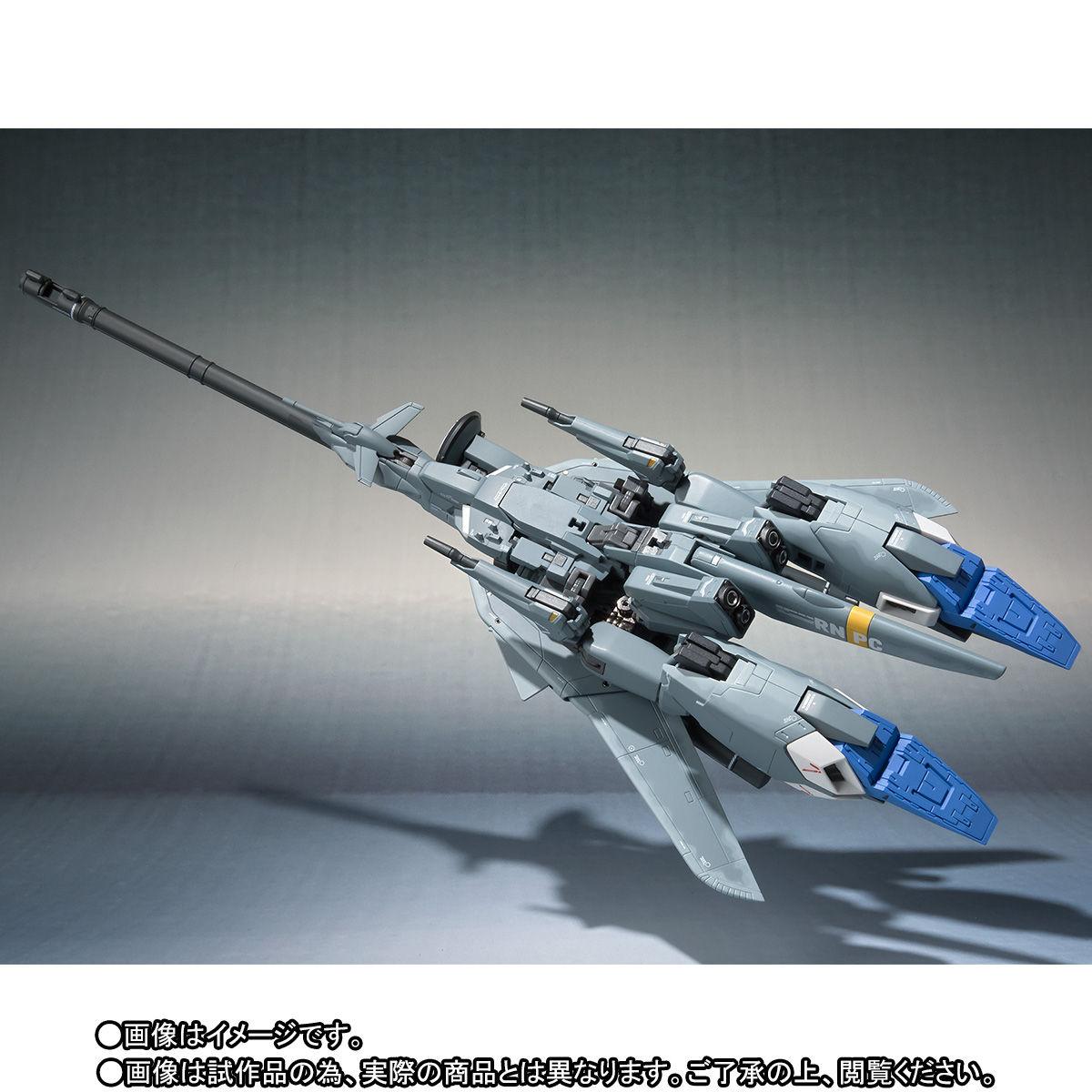 METAL ROBOT魂(Ka signature)<SIDE MS>『ゼータプラス C1(03 シグマン機)』可動フィギュア-006