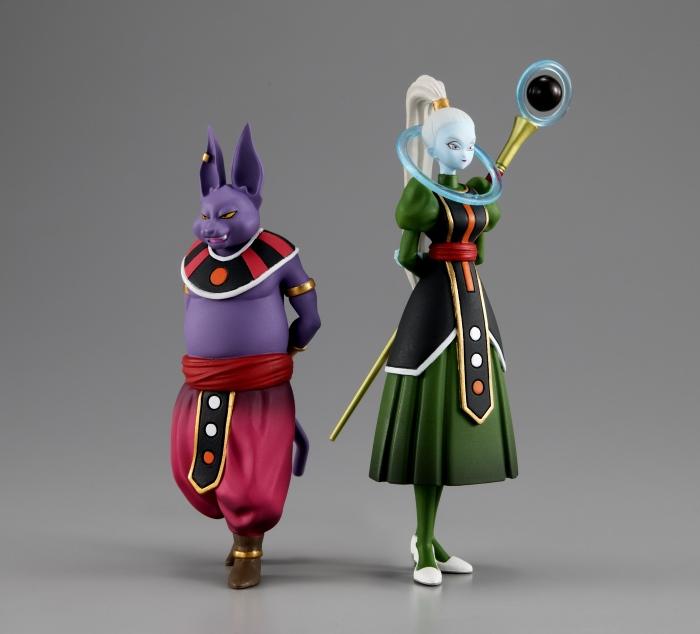 『HGドラゴンボール超 ~第6宇宙のライバル達~』1セット(全10種)-012