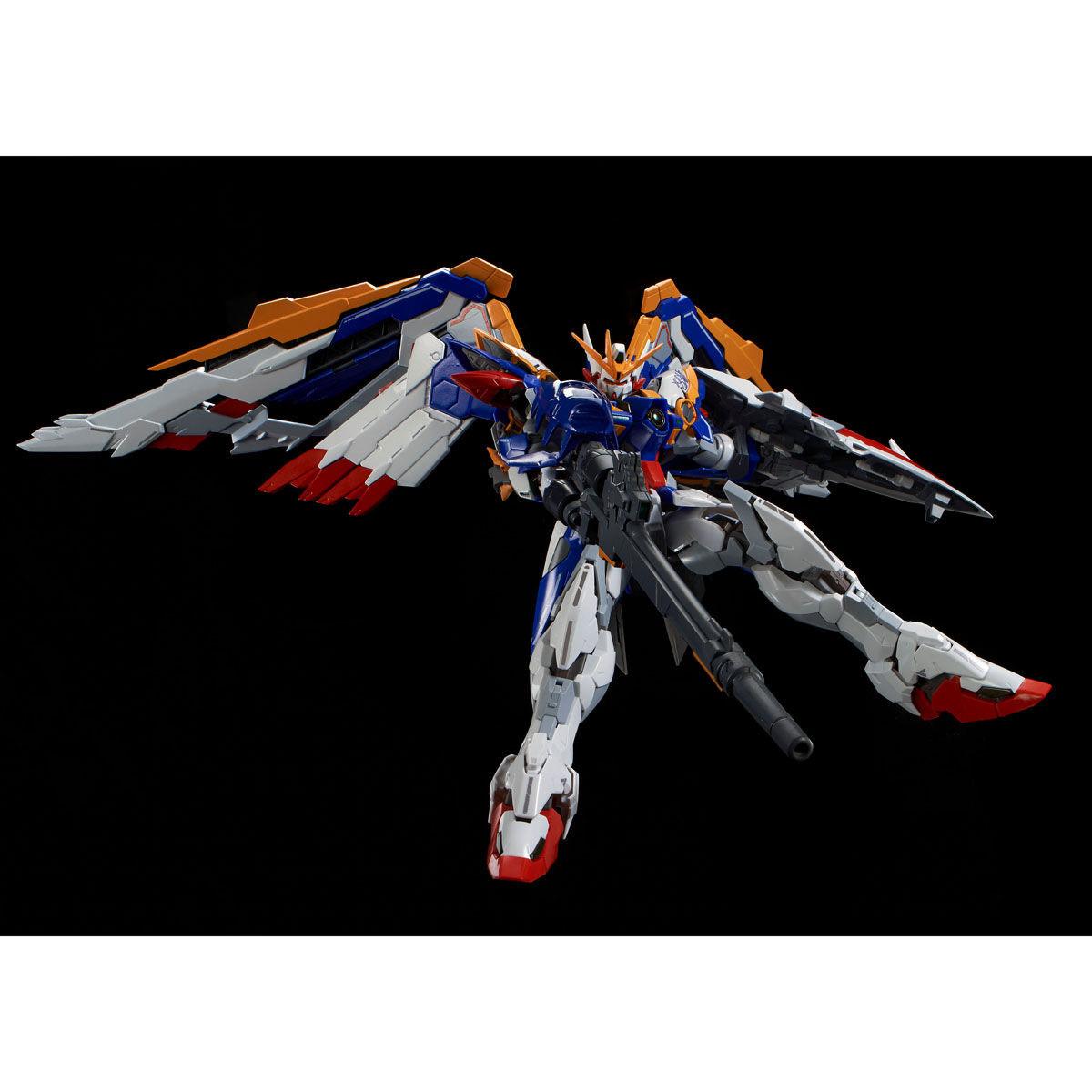 ハイレゾリューションモデル 1/100『ウイングガンダム EW』新機動戦記ガンダムW プラモデル-006