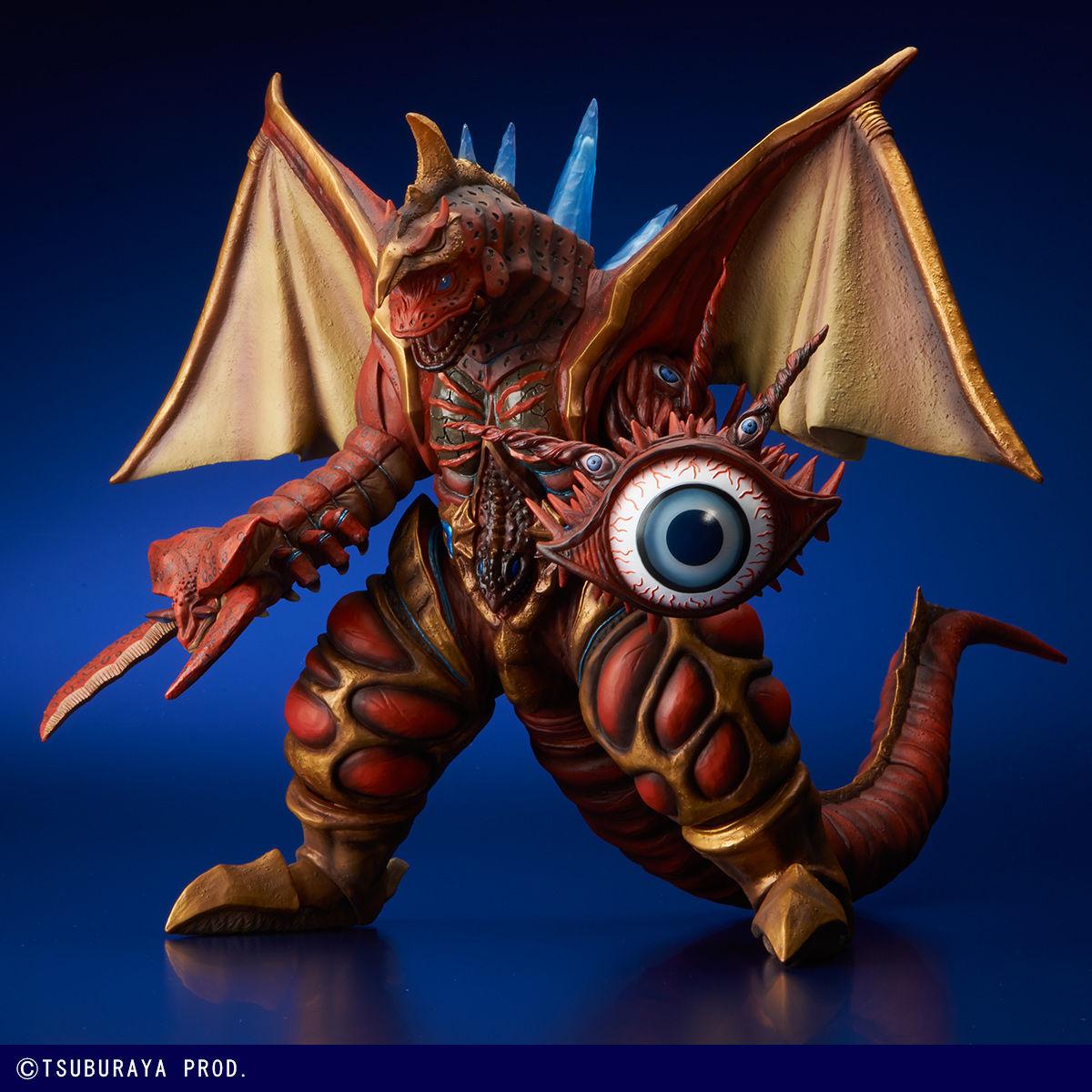 大怪獣シリーズ ULTRA NEW GENERATION『ファイブキング(発光Ver.)』ウルトラマンギンガS 完成品フィギュア-001