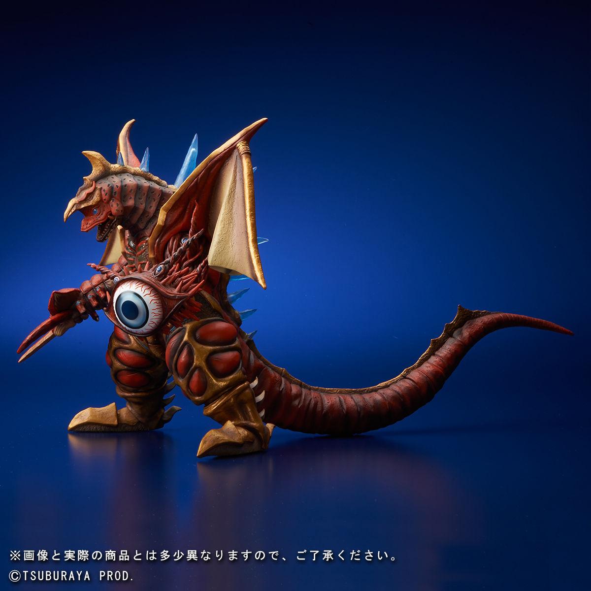大怪獣シリーズ ULTRA NEW GENERATION『ファイブキング(発光Ver.)』ウルトラマンギンガS 完成品フィギュア-002