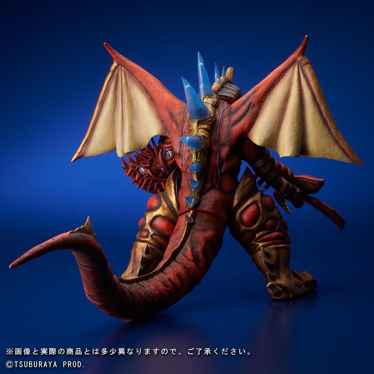 大怪獣シリーズ ULTRA NEW GENERATION『ファイブキング(発光Ver.)』ウルトラマンギンガS 完成品フィギュア-003
