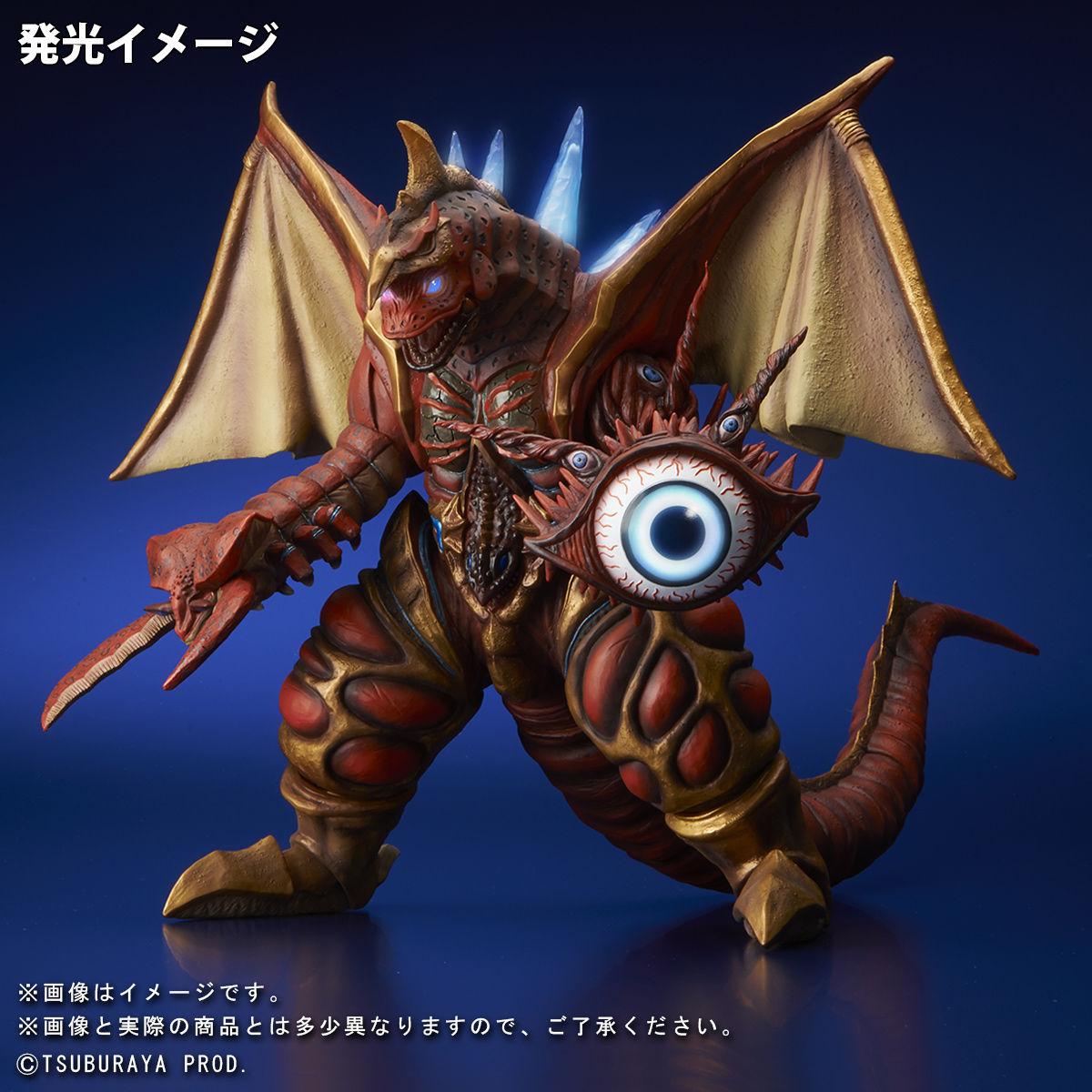 大怪獣シリーズ ULTRA NEW GENERATION『ファイブキング(発光Ver.)』ウルトラマンギンガS 完成品フィギュア-004
