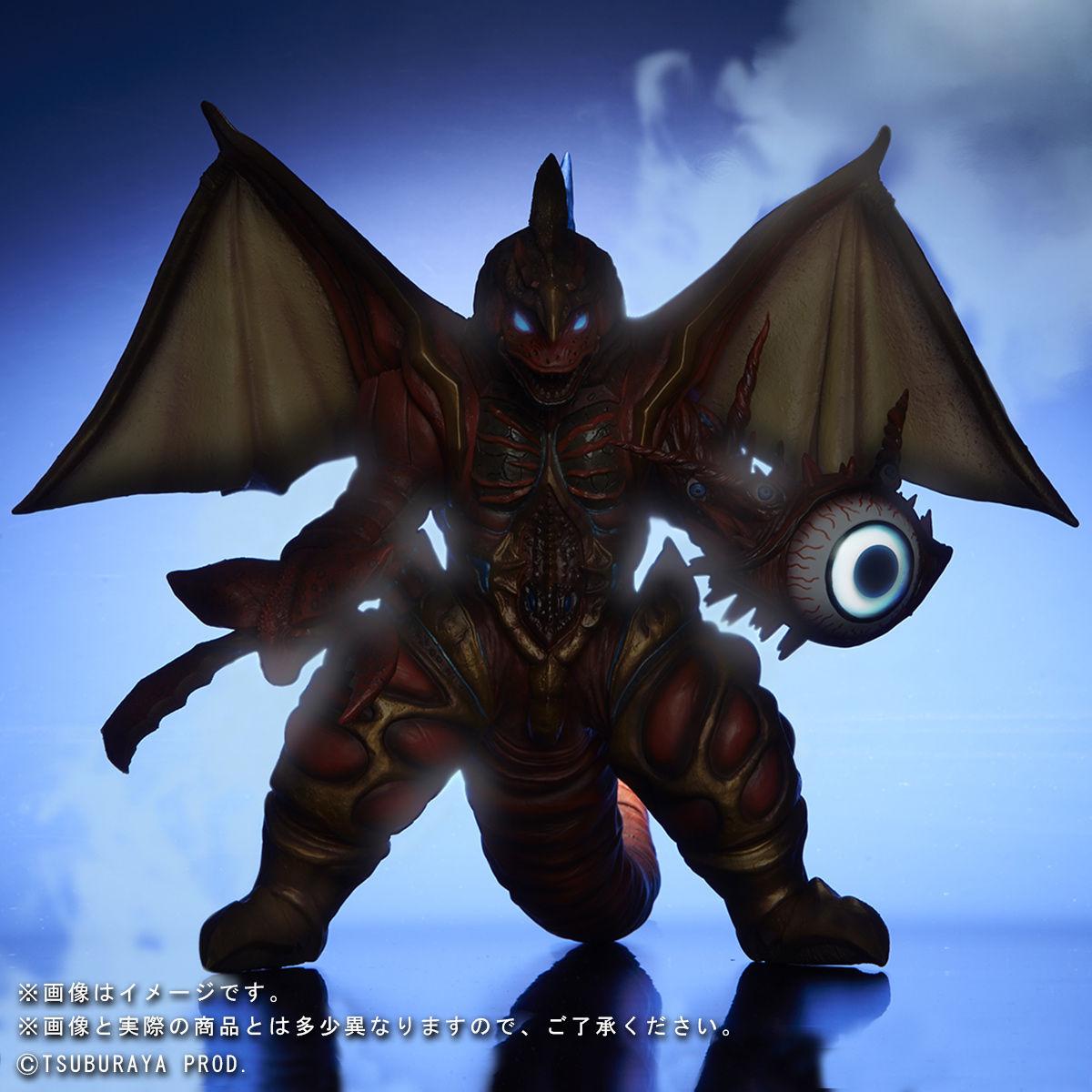 大怪獣シリーズ ULTRA NEW GENERATION『ファイブキング(発光Ver.)』ウルトラマンギンガS 完成品フィギュア-006