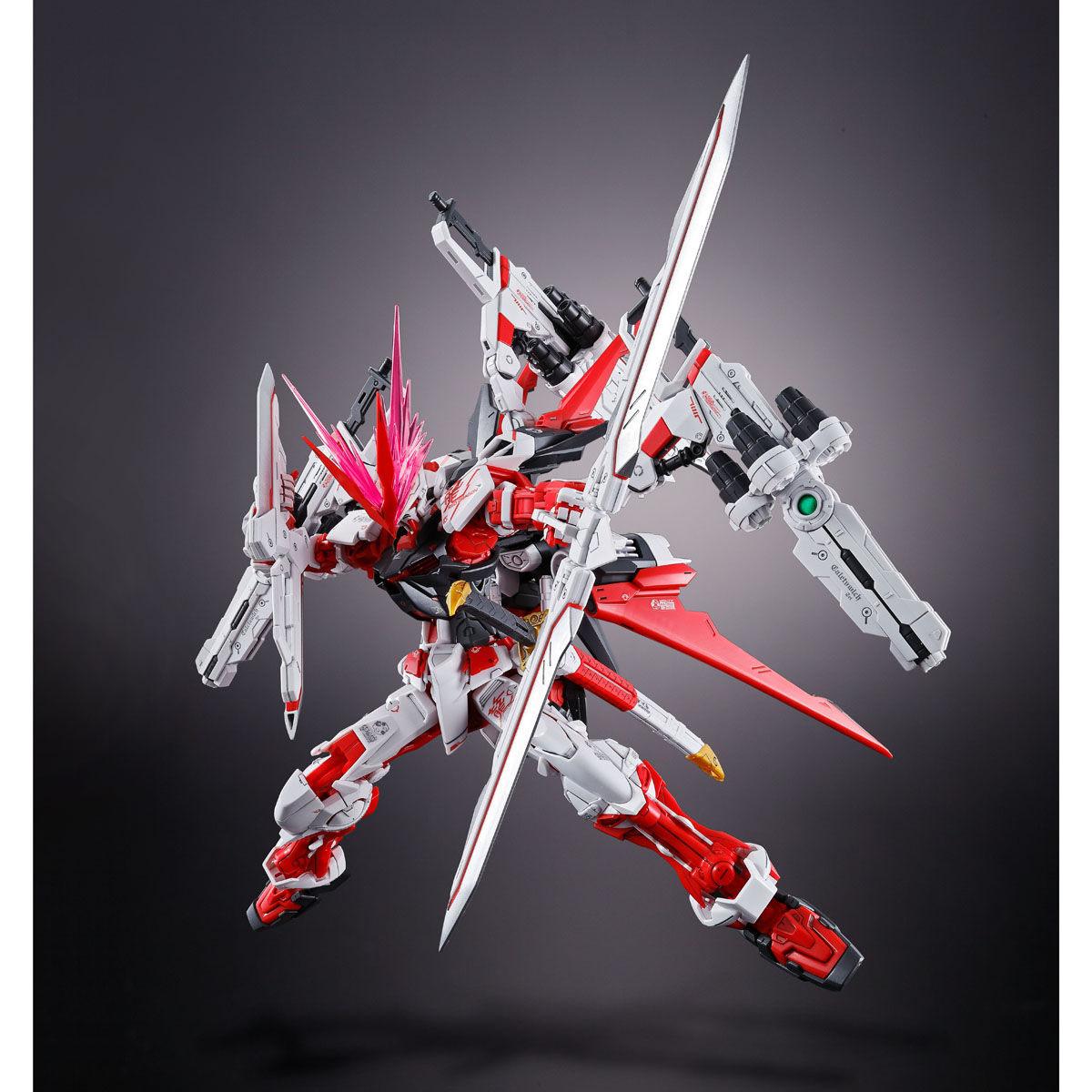 MG 1/100『ガンダムアストレイ レッドドラゴン』ガンダムSEED ASTRAY プラモデル-006