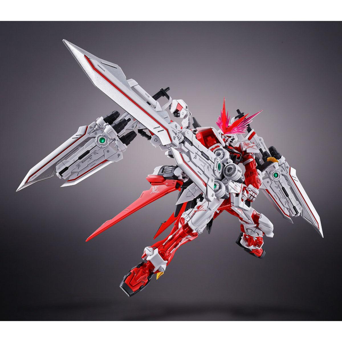 MG 1/100『ガンダムアストレイ レッドドラゴン』ガンダムSEED ASTRAY プラモデル-009