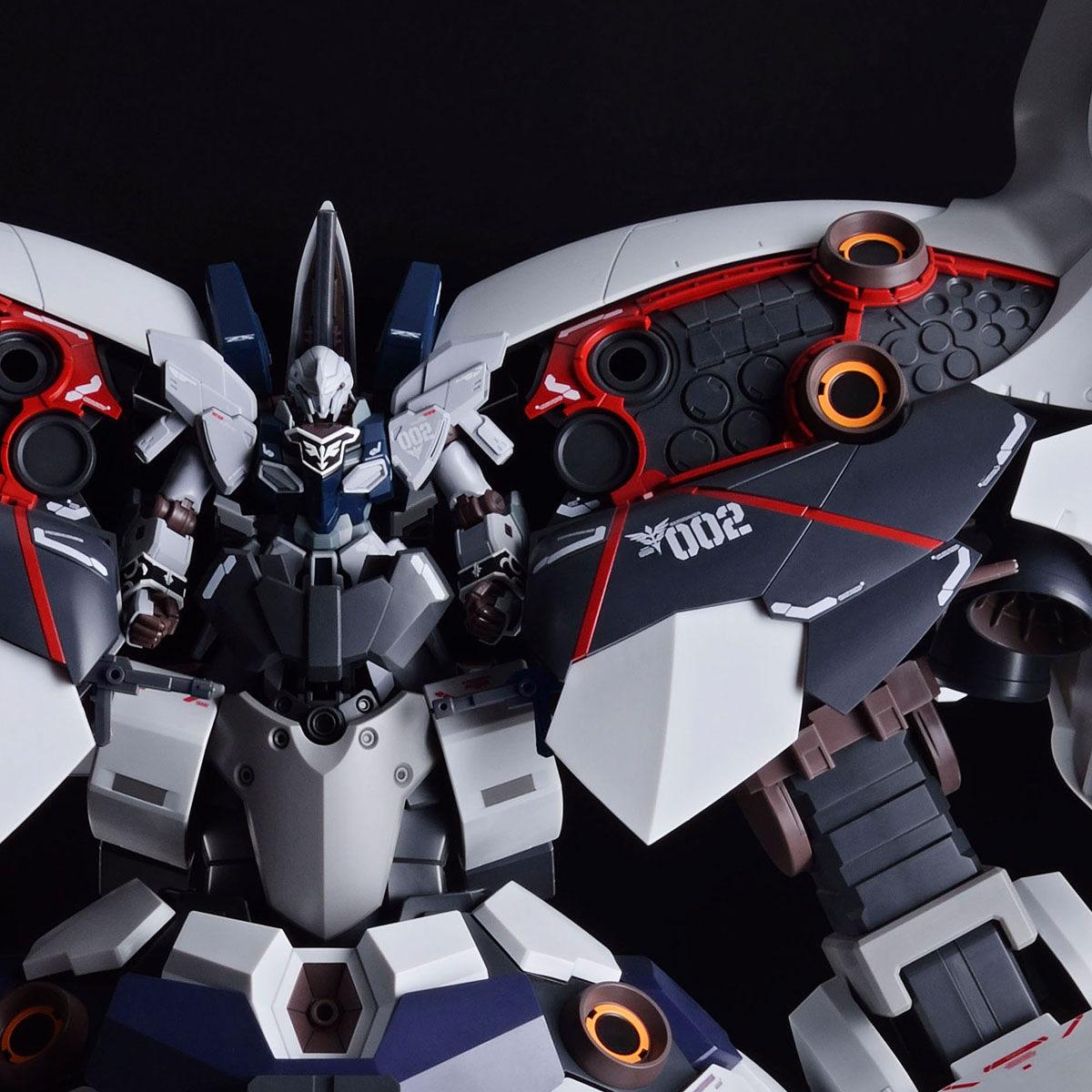HG 1/144『II(セカンド)ネオ・ジオング(ナラティブVer.)』プラモデル-001