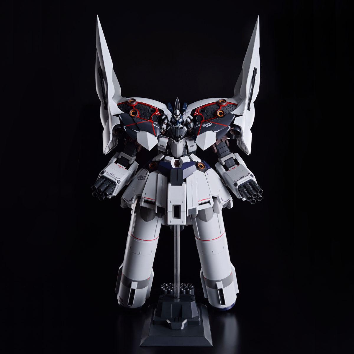 HG 1/144『II(セカンド)ネオ・ジオング(ナラティブVer.)』プラモデル-002