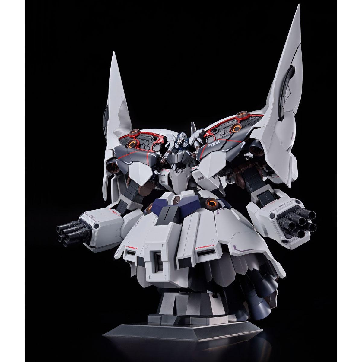 HG 1/144『II(セカンド)ネオ・ジオング(ナラティブVer.)』プラモデル-004