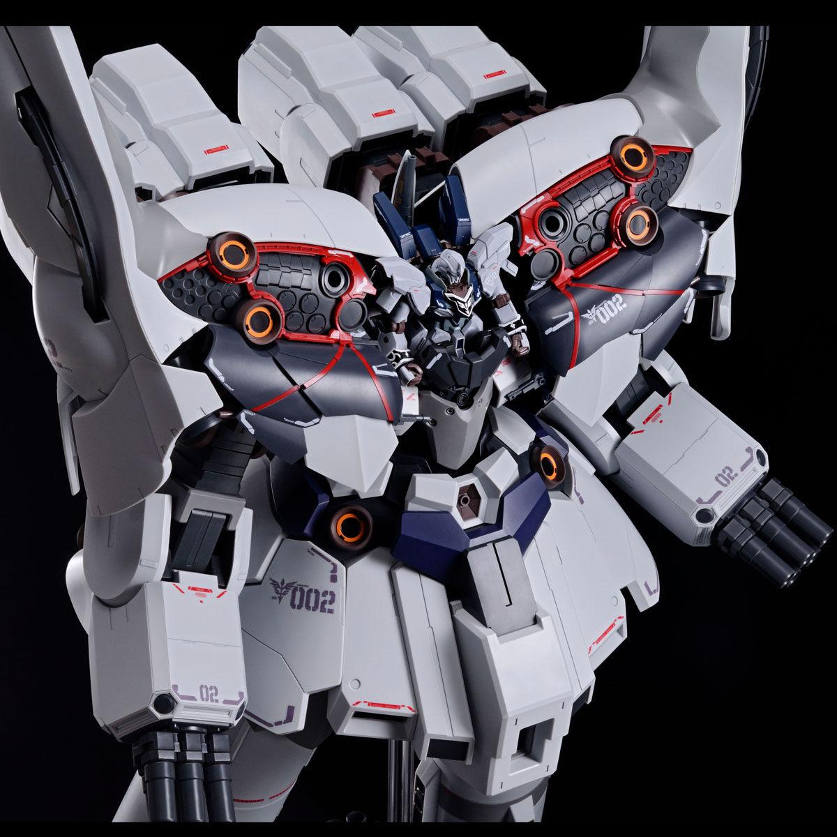 HG 1/144『II(セカンド)ネオ・ジオング(ナラティブVer.)』プラモデル-005