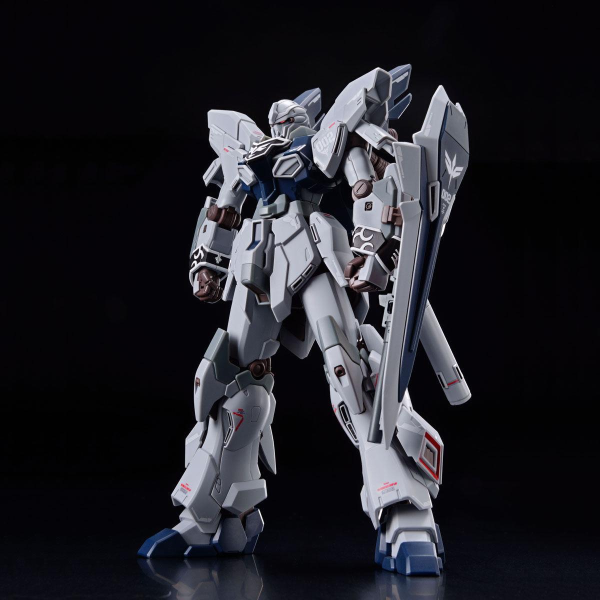HG 1/144『II(セカンド)ネオ・ジオング(ナラティブVer.)』プラモデル-009