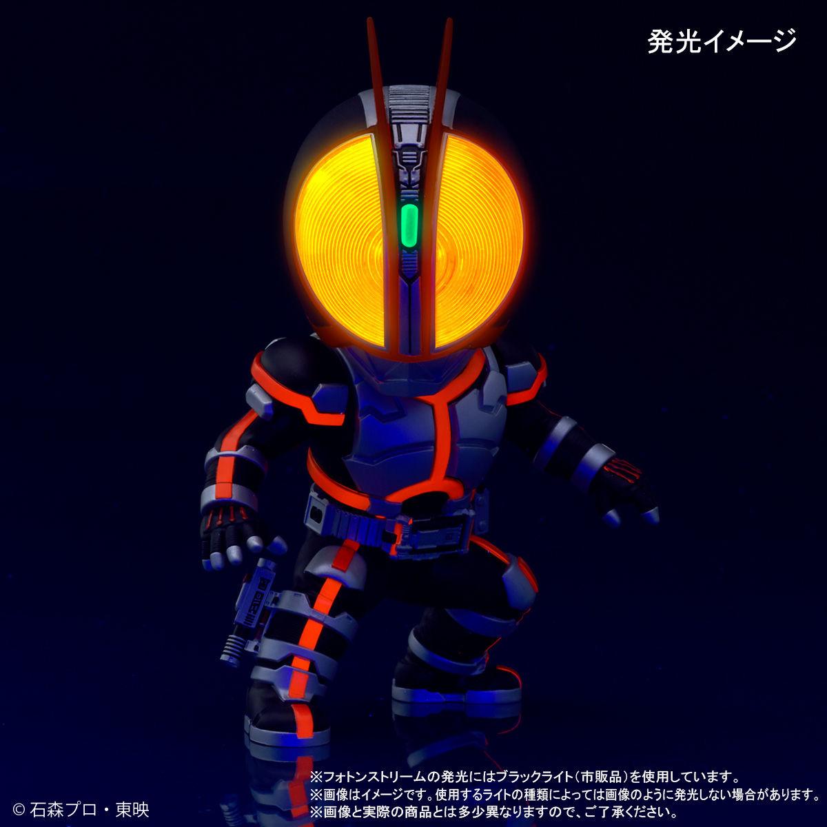 デフォリアル『仮面ライダーファイズ』完成品フィギュア-008