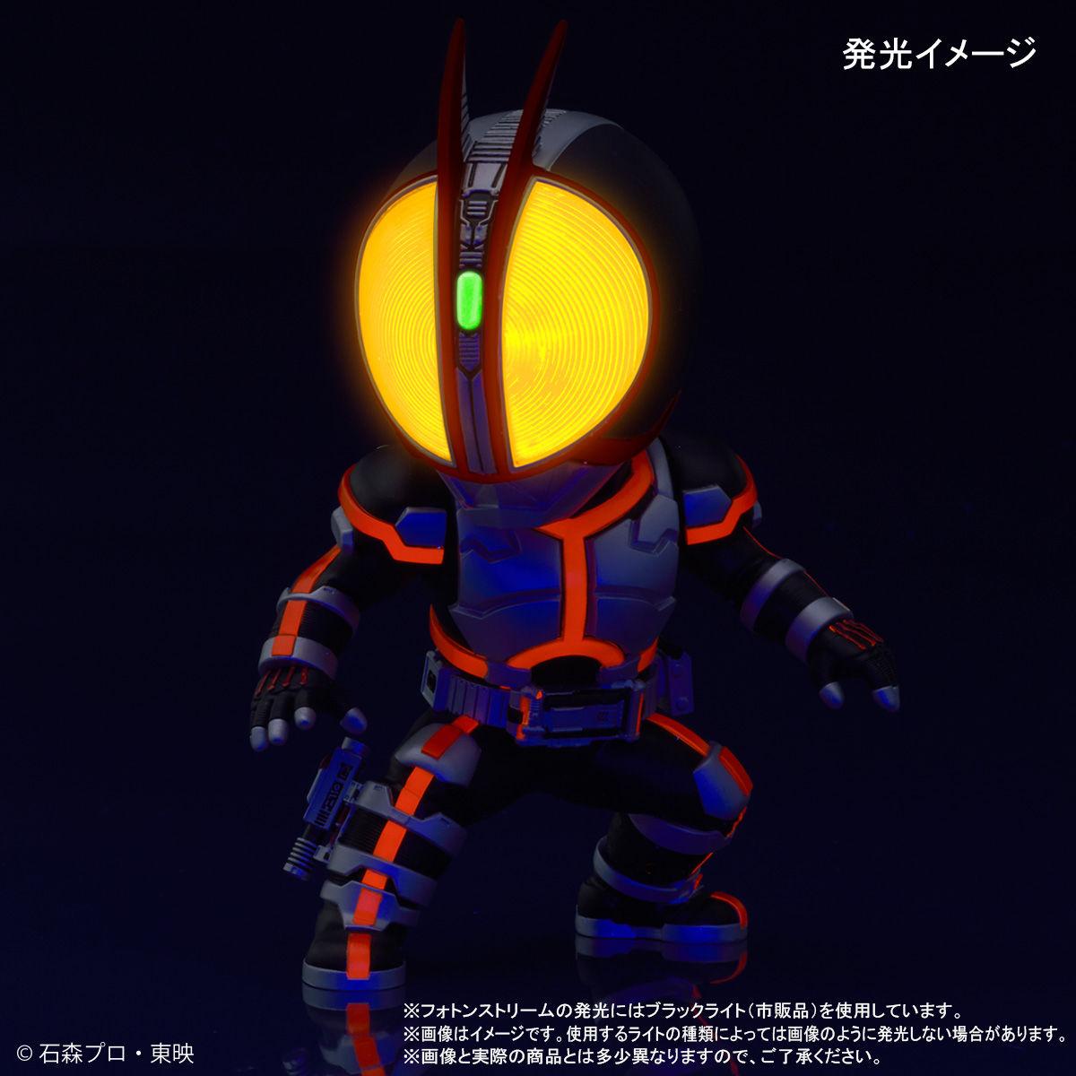 デフォリアル『仮面ライダーファイズ』完成品フィギュア-009