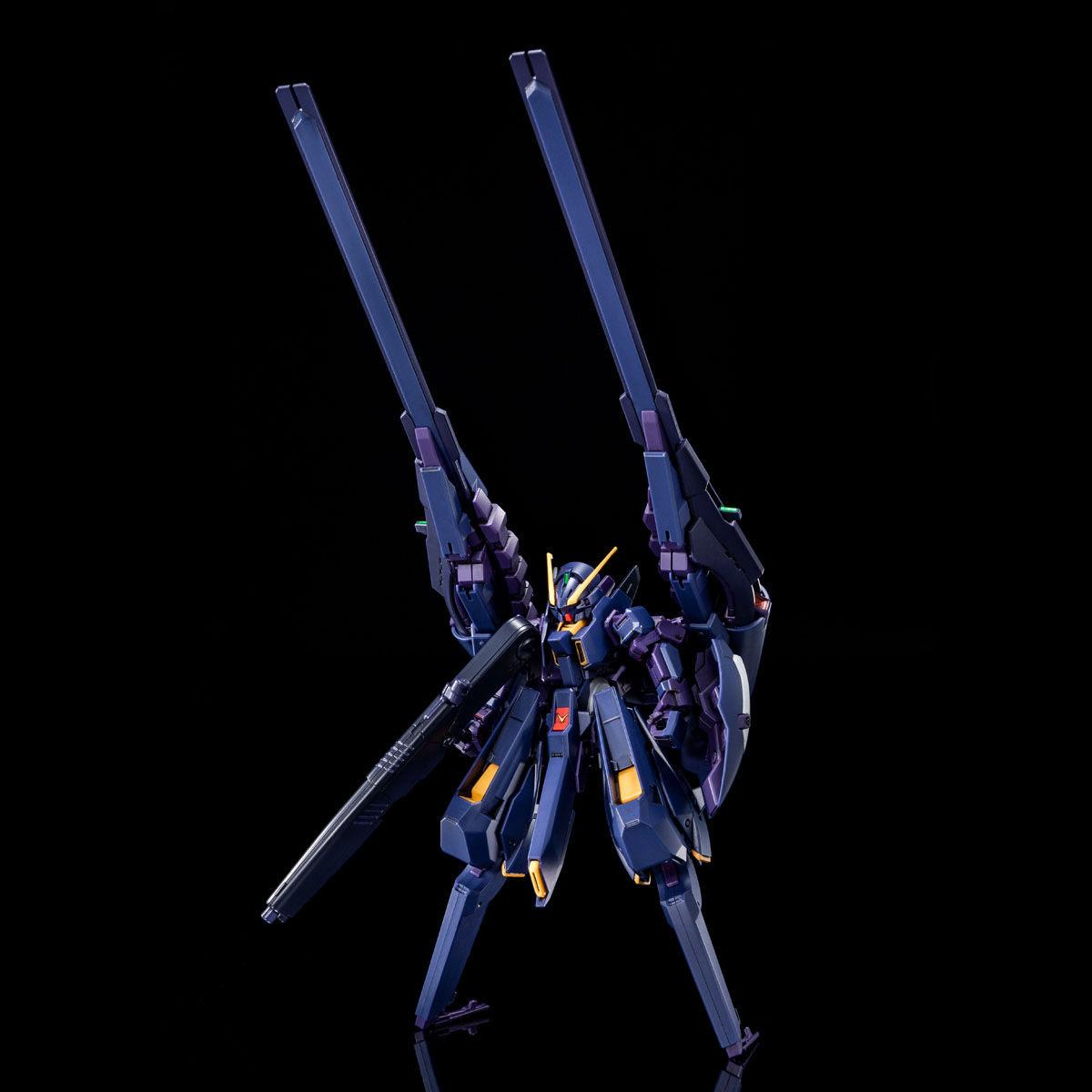 HG 1/144『ガンダムTR-6[ヘイズルII]』ADVANCE OF Ζ プラモデル-002